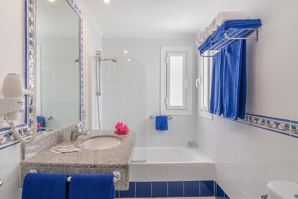 Appartementen Tropical - badkamer
