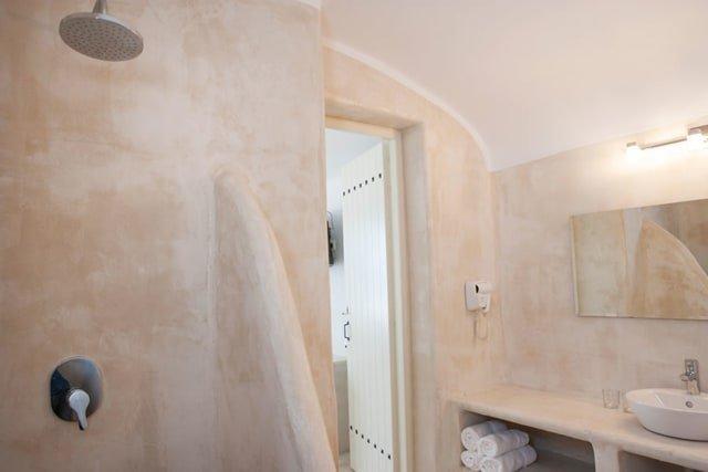 Hotel Lindos Sun - badkamer superieur kamer