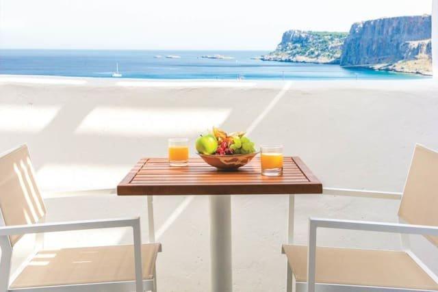 Hotel Lindos Sun - balkon