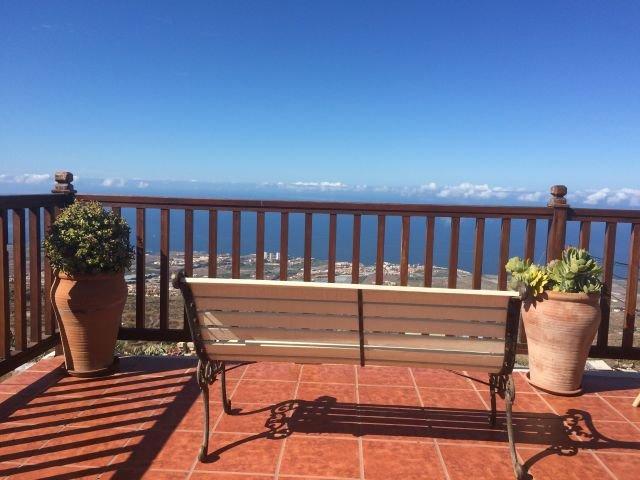 Casita Granero - uitzicht