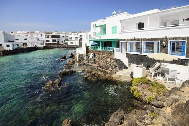 Casa La Marea - aanzicht terras