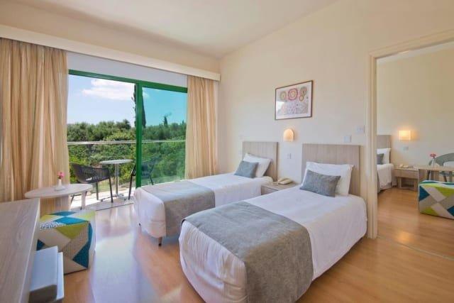 Hotel Natura Beach - familiekamer