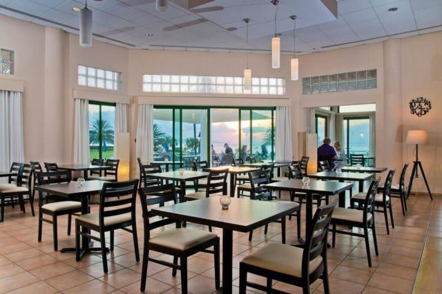 Hotel Natura Beach - restaurant