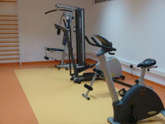 Appartementen Dos Poetas - fitness
