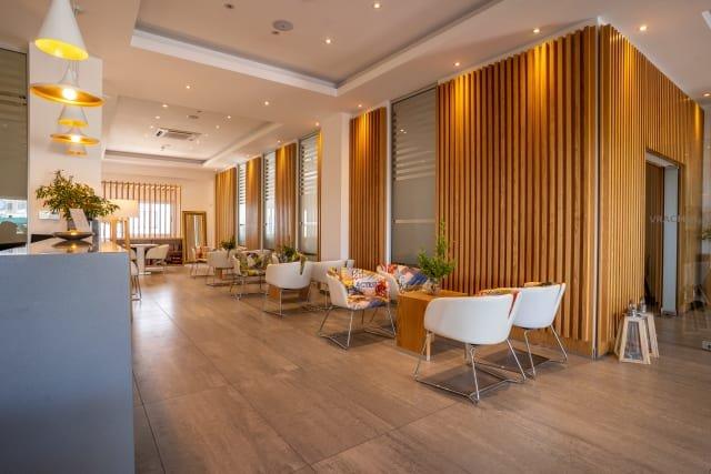 Appartementen Vrachia - restaurant