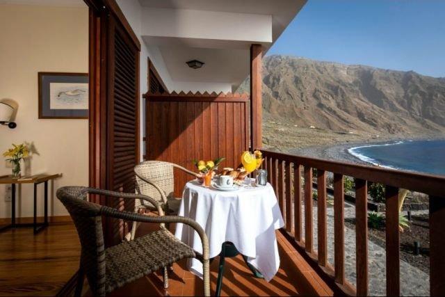 Hotel Parador El Hierro - balkon