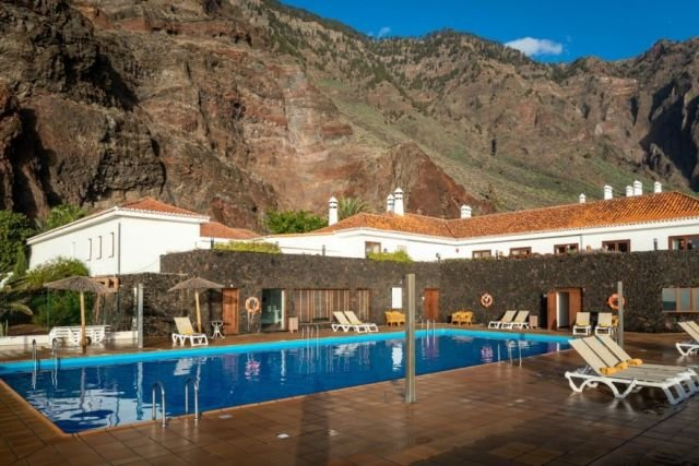 Hotel Parador El Hierro - zwembad
