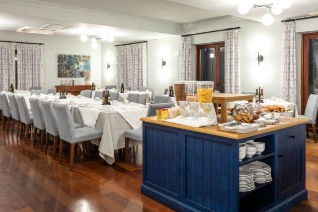 Hotel Parador El Hierro - restaurant