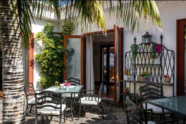 Hotel Parador El Hierro - zitje