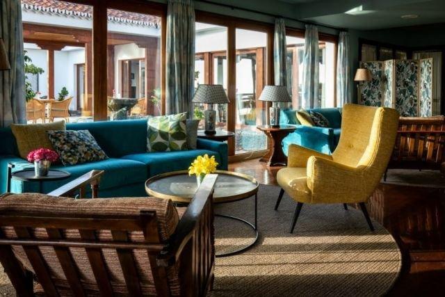 Hotel Parador El Hierro - lounge