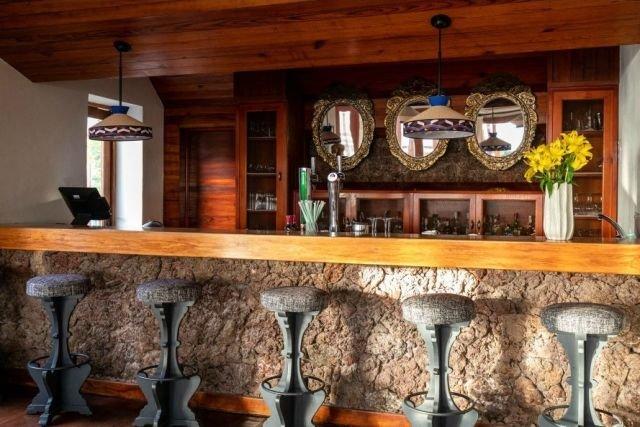 Hotel Parador El Hierro - bar