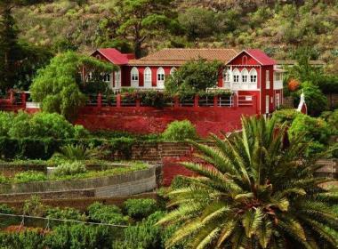 Hotel Longueras -  buitenkant