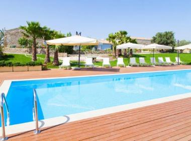 Appartementen Casal di Noto - zwembad