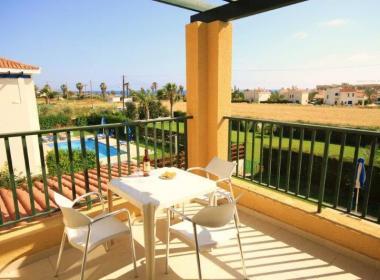 Villa Thalia - uitzicht