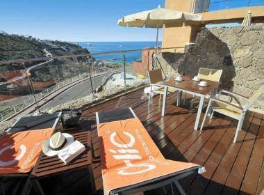 Appartementen Amadores - balkon