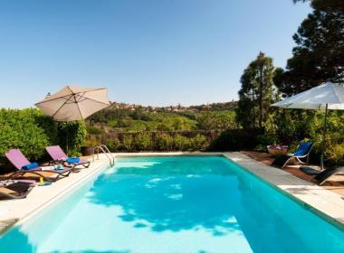 Casita Roquete - zwembad