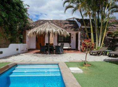 Villa Once Piedras - privézwembad