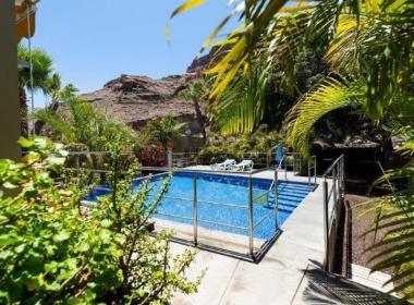 Appartementen Jardines del Cura - zwembad