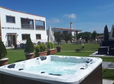 Hotel Melvas Suites - jacuzzi