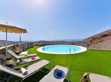 Villa Lagos - gezamenlijk zwembad