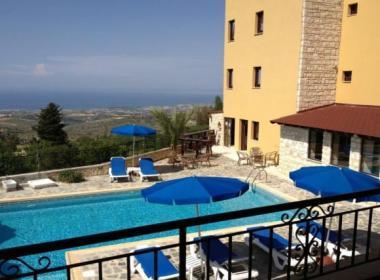 Hotel Palates - zwembad
