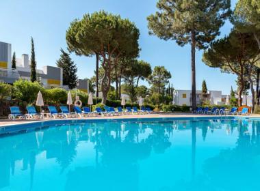 Appartementen Pinhal da Marina - zwembad