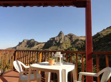 Hotel Rural Imada  - balkon T2