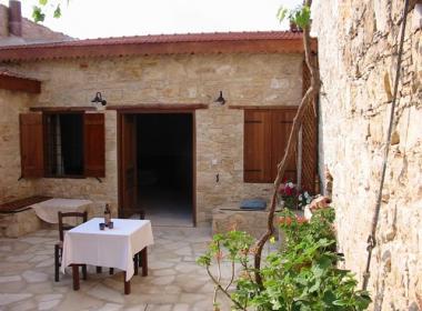 Village Houses Lofou - buiten