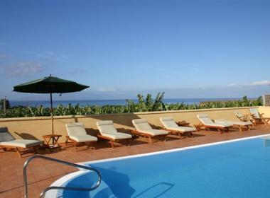 Hotel El Navio - zwembad