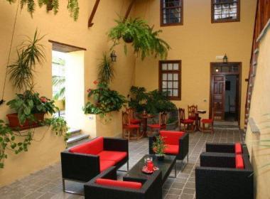 Hotel Rural Bentor - lounge