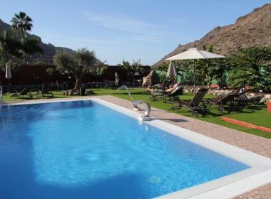 Appartementen Sol Mogan - zwembad