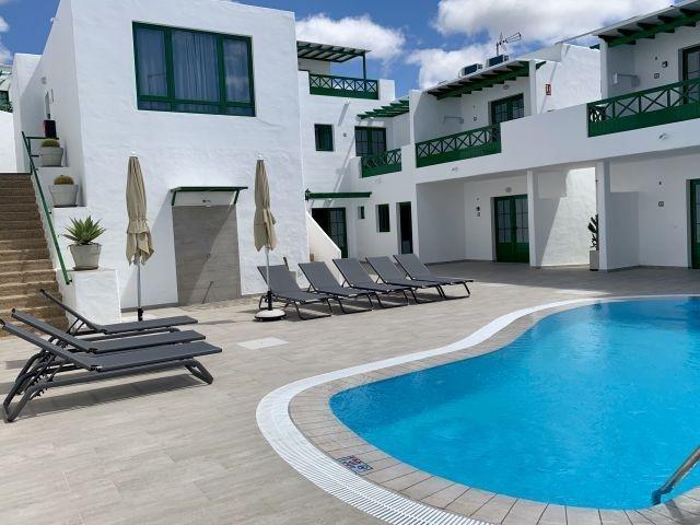 Bijzondere accommodaties Appartementen Zalabar in Puerto del Carmen (Lanzarote, Spanje)